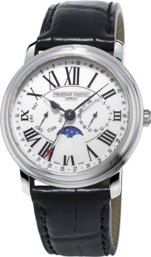 Frederique Constant Geneve Classic Business Timer FC-270M4P6 Orologio da polso uomo Ottima leggibilità