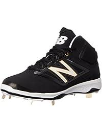 New Balance hombres del béisbol de clavijas m4040V3Shoe