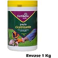 Pasta masilla cicatrizante 1 Kg proteccion para injertos y cortes de poda