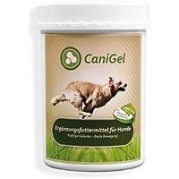 Canigel Gelita 500gr | Gelatina Hidrolizada para Perros y Gatos | Condroprotector Natural Usado por los Mejores criadores