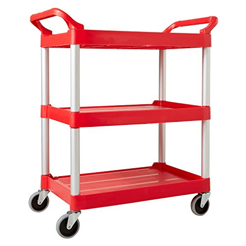rubbermaid-commercial-plastic-3-shelf-service-cart-red