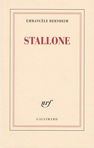 Stallone par Emmanuèle Bernheim