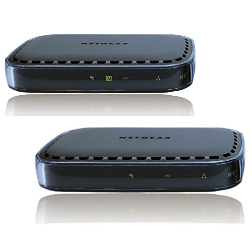 ür SKY Receiver und Smart TV NETGEAR WN602v2 300MBit Bridge ()