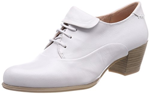 Tamaris Damen 23301 Oxfords Grau (Cloud) 41 EU