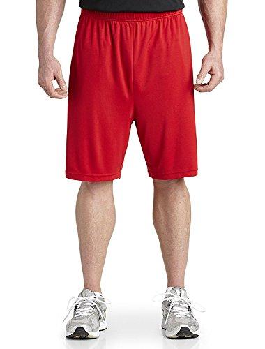 Reebok Play Dry (Reebok Big and Tall Play Dry Tech Athletic Shorts)