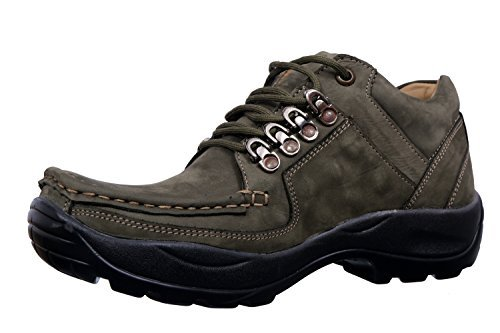 SSG Men's Nu Buck Leather Woody Shoe Footwear