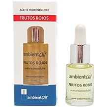 Ambientair HD015RRAA - Aceite hidrosoluble, aroma frutos rojos, 15 ml