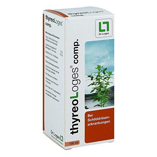 Thyreo Loges compositus 100 ml (Gesundheit Der Schilddrüse)