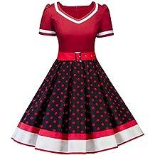 Kleid im 50er jahre look