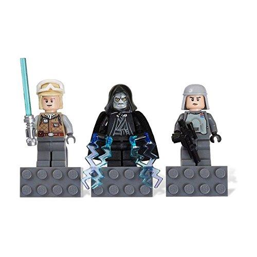 LEGO Star Wars Magnetset 853419: Luke Skywalker, Emperor Palpatine und Imperial Officer