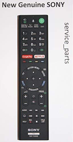 Nueva Original Sony TV mando a distancia rmf-tx200e voz búsqueda para KD-55X d8005kd-55sd8505kd-65sd8505KD-75X d9405KD-49X D7004KD-49X d7005KD-55X D7004KD-55X d7005kd-50sd8005