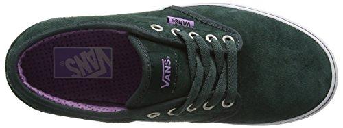 Vans Damen Atwood Sneakers Grün (MTE Green Gables/African Violet)