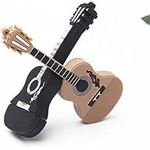 Generic dyhp-a10-code-5556-class-1-- Almacenamiento color al azar Lor Ran pluma pulgar unidad Umb D 32GB USB 2.0Stick Mini guitarra estilo I Gui SB de memoria flash stick 2.0–-dyhp-uk10–160819–3518