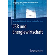 CSR und Energiewirtschaft (Management-Reihe Corporate Social Responsibility)