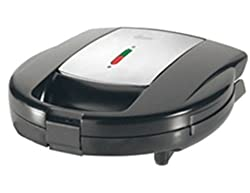 Oster CKSTSM3891 2-Slice Sandwich Maker, 220 to 240-volt