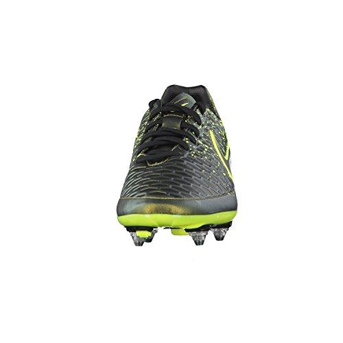 Nike Magista Orden Sg, Scarpe da Calcio Uomo Multicolore (Amarillo / Negro / Verde (Dark Citron / Drk Citron-Blk-Vlt))