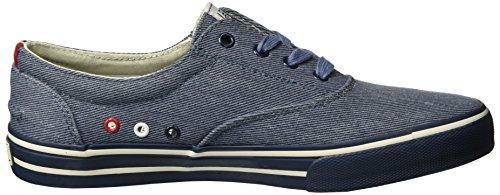 Tommy Hilfiger V2385ic 2D, Sneakers Basses Homme Bleu (Jeans 013)