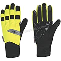 BBB WaterShield Winter Gloves Neon Yellow - Large