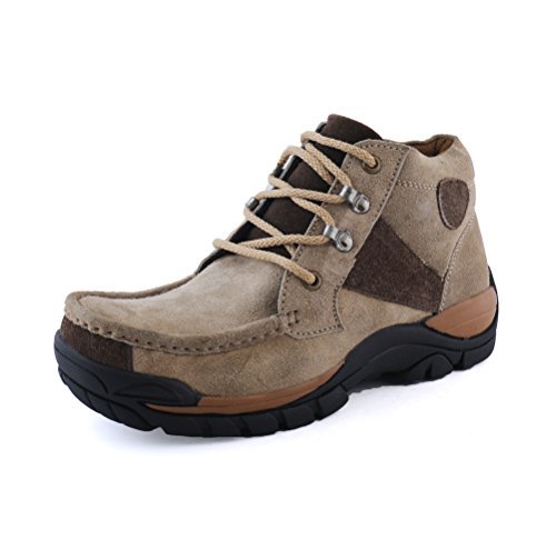 [Sponsored]Albertiano Men's Woodlsand OUTDOOR Leather Boots