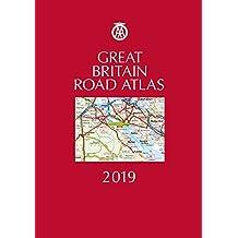 Great Britain Road Atlas 2019 HB (AA Road Atlas Britain)