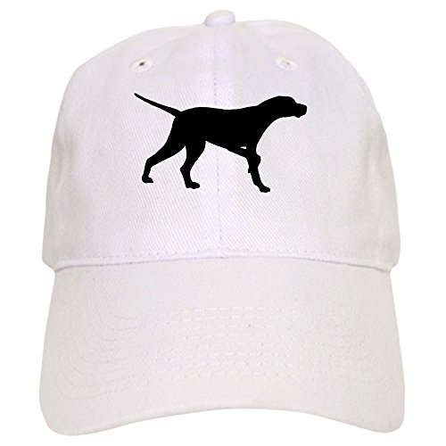 CafePress Pointer Dog On Point - Baseball Cap With Adjustable Closure, Unique Printed Baseball Hat