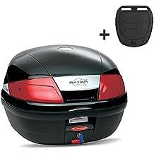 Top Case Yamaha XT 660 R Kappa K35N Monolock 35 litro negro