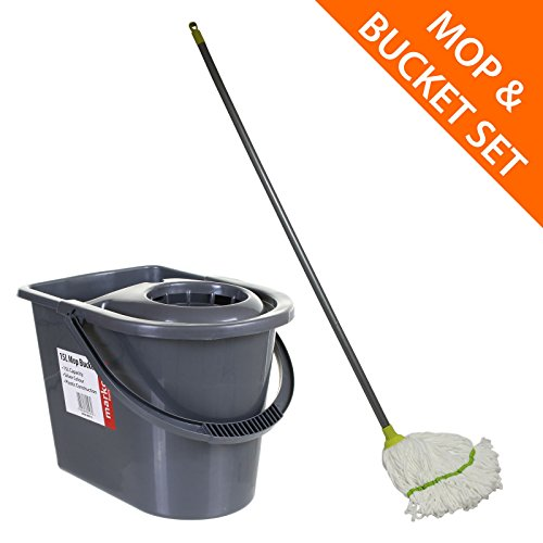 marko-microfibre-mop-and-bucket-set-easy-floor-clean-quick-drying