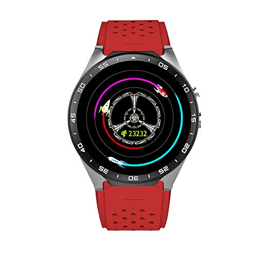Yaal Android Smart Watch Upgrade 3G-Version Smart Watch Quad-Core Wifi GPS Positionierung...