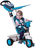 SmarTrike 4 in 1 Dream with Touch Steering - Blue/Black