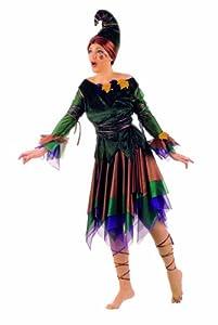 Lima - Disfraz de elfo para mujer, talla S (MA493)