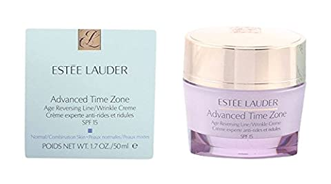 Estée Lauder Advanced Time Zone Age Reversing Line/Wrinkle Creme with SPF 15 for Normal and Combination Skin 50