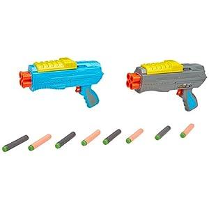Zumbido de la Abeja Juguetes Ultra tek 4 Blaster (Pack de 2)