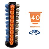 40 Nespresso Cafe Capsula Pod Girevole Distribuidor Porta Capsule Supporto - Peak Coffee® N40B
