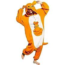 Honeystore -  Pigiama due pezzi  - Stampa animali - Maniche lunghe  - (Bunny Hood)