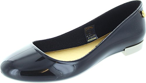 Lemon Jelly Fancy 01, Ballerine donna nero Black, nero (Black), 35.5