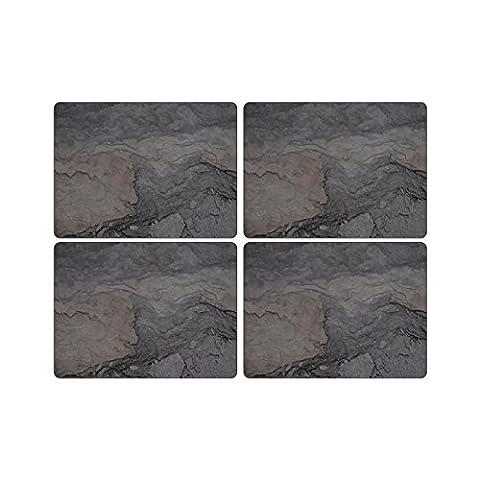 Pimpernel - Sets de Table - Midnight Slate - Boîte