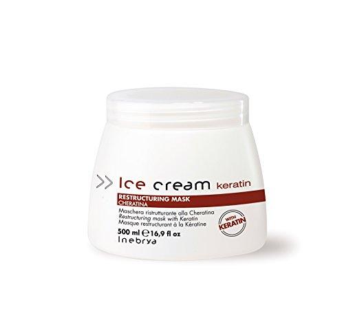 Inebrya ICE CREAM Keratin Restructuring Mask 500 ml