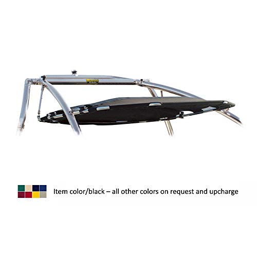 MT Small Cargo Bimini universal - Sonnendach für Wakeboardtower -