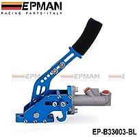 epman in alluminio universale Drift idraulico E-Brake Racing freno a mano Leva Blu ep-b33003-bl - Staffa Maestro
