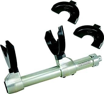 KS Tools 500.8700 Kit de compresseur de ressorts compatible avec la plupart des voitures et utilitaires du marché tension max 2600 kg compatible clé à chocs (Import Allemagne)