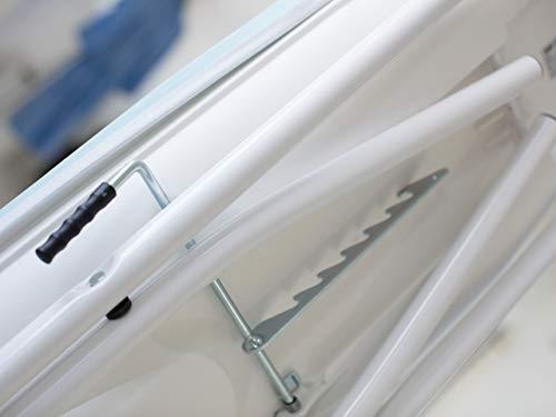 Leifheit Air Active Express - Tabla de planchar M, blanco