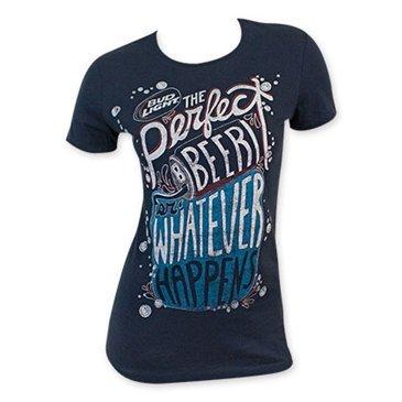 T-shirt / Maglietta Bud Light da donna
