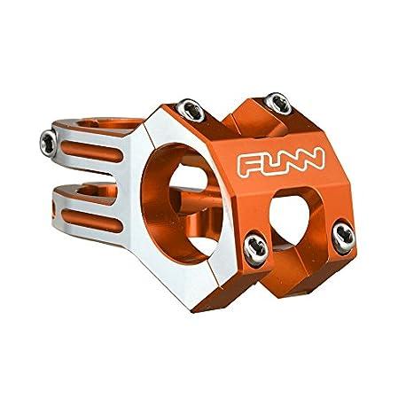 Funn funnduro Rise 0 Casquillo Manillar Naranja 35 x 35 mm
