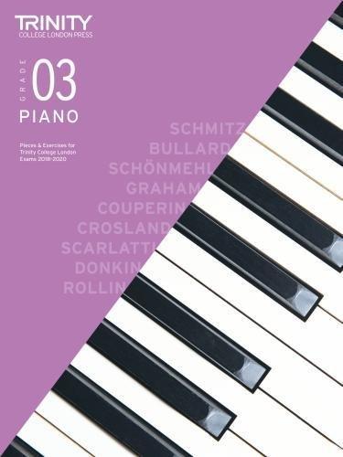 Trinity College London Piano Exam Pieces & Exercises 2018-2020. Grade 3 (Piano 2018-2020) por Trinity College Lond