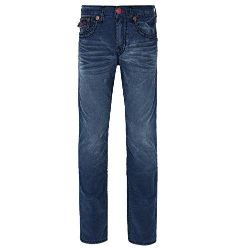 True Religion Ricky Indigo Relic Super T Jeans-36