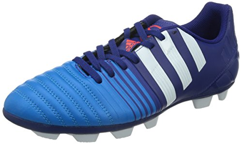 adidas Fussballschuhe Nitrocharge 4.0 HG amazon purple f14/ftwr white/solar blue2 s14