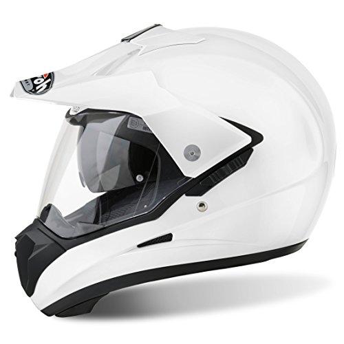 Casco Airoh S5 - White Matt (L)