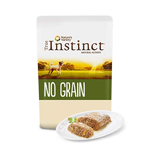 True Instinct No Grain Mini Paté de Pollo para Perros 150 gr...