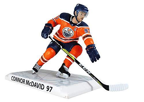 Imports Dragon 2018/19 Connor McDavid Edmonton Oilers NHL Figur (16 cm)