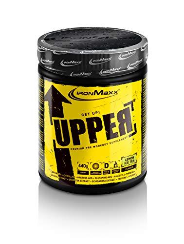 IronMaxx Upper- Dose - Lemon Icetea, 440 g